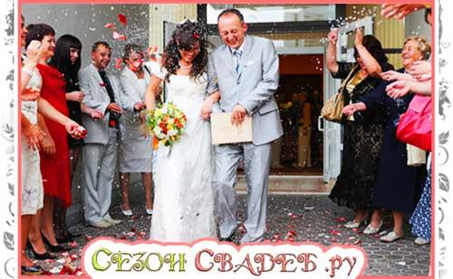 Организация свадьбы своими руками: советы жениху и невесте